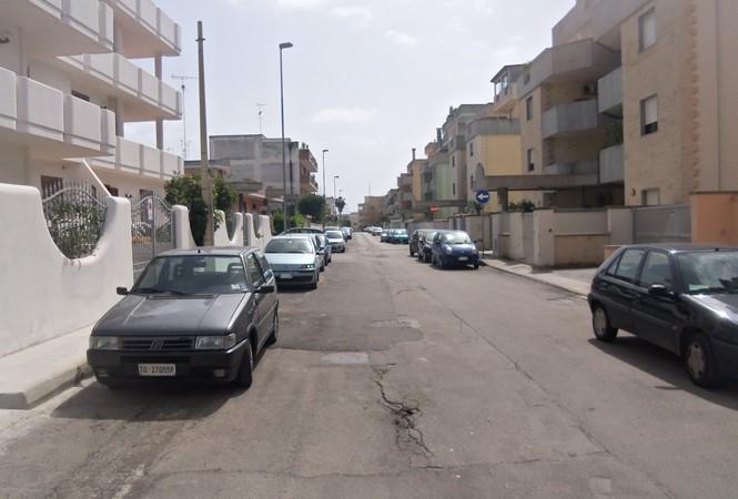 Lecce - Via Settembrini