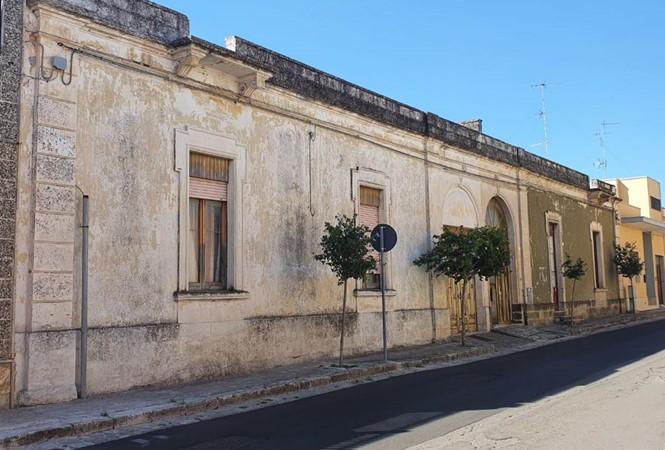 Lecce - San Cataldo - Via E. Majorana
